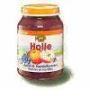 Holle Bio Bébiétel Alma-Feketeáfonya (190 g)