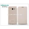 Nillkin Samsung SM-A300F Galaxy A3 oldalra nyíló flipes tok - Nillkin Sparkle - golden