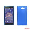CELLECT Sony Xperia Z5 Compact vékony szilikon hátlap,Kék