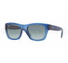 Ray-Ban RB4194 6031/71 BLUE DEMI GLOSS CRYSTAL GREY GRADIENT AZURE napszemüveg napszemüveg