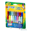 Crayola : Mini Csillámos Ragasztó 16Db (Crayola, m-69-4200)