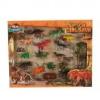 Dinoszaurusz készlet, 15 darabos