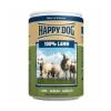 Happy Dog Lamm Pur - Bárányhúsos konzerv 400g