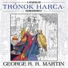 I.P.C. Könyvek George R. R. Martin: A hivatalos Trónok harca színezőkönyv (Előrendelhető, várható megjelenés: 2015.10.27.)