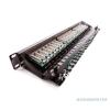 KELine KE-Line Giga KOMPAKT 24port CAT5E árnyékolt patch panel RJ45/s