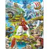 Larsen Larsen maxi puzzle 30 db-os Mesevilág US23