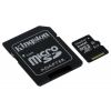 Kingston microSDXC SDC10G2/64GB 64GB Class 10 + adaptér microSD-SD