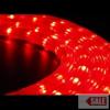 DT 45 m-es 13 mm átmérőjű piros fénytömlő méterben KMF 902