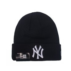 New Era JR SEASONAL CUFF NEYYAN BLKWHI YTH