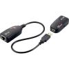USB 2.0 Extender, jeltovábbító RJ45 csatlakozón keresztül max.50m LogiLink UA0207
