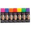 Hajszínező spray fluoreszkáló színekben (Fehér)