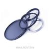 cirkuláris polárszűrő S03 - MRC felületkezelés - slim foglalat - 72 mm