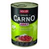Animonda GranCarno Adult konzerv, nyúl és zöldfűszerek 6 x 800 g