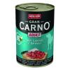 Animonda GranCarno Adult konzerv, lazac és spenót 24 x 400 g