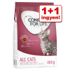 Concept for Life 1 + 1 ingyen! 2 x 400 g Concept for Life - Outdoor Cats