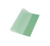 PANTA PLAST Füzetborító, A5, 80 mikron, zöld (10 darab) füzetborító