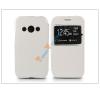 Haffner Samsung SM-G388F Galaxy Xcover 3 S-View Flexi oldalra nyíló flipes tok - fehér tok és táska