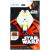 STAR Wars: Lázadók világító kulcstartó - Szellem, a lázadók űrhajója