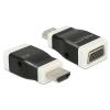 DELOCK Adapter HDMI-A male > VGA female with Audio (65586)