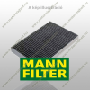 MANN-FILTER CUK2757 Mann-Filter Aktívszenes pollenszűrő