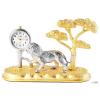 Flair miniatür óra - Löwe Baum - Méret 10,3 cm
