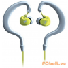 Genius HS-M270 Headset Silver/Green Mobil headset,2.0,3.5mm,Kábel:1,2m,16Ohm,20Hz-20kHz,Mikrofon,Silver/Green