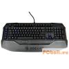 Roccat Ryos MK Pro UK Multimédia,Black,USB,ENG,Billentyűzet megvilágítás, Blue LED