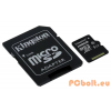 Kingston 16GB Micro SDHC CL10 UHS-I adapterrel