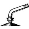Schlauch CH 16 MI ( 180/55 -17 )