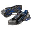 Puma Puma 642750 Rio Black Low S3 Védőcipő munkavédelmi cipő