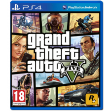 Rockstar Games Grand Theft Auto V PS4 videójáték
