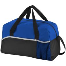 The Energy táska, középkék (Táska cipzáros fő résszel és tépőzáras első zsebbel, hálós zsebbel, duplán)