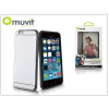 Apple iPhone 6/6S hátlap - Muvit MyFrame - black/transparent
