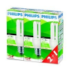 Philips Genie 11W E27 LED izzó, 3 db