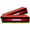 Patriot 8GB 3600MHz DDR4 RAM Patriot Viper 4 Series CL16 (2x4GB) (PV48G360C7K)