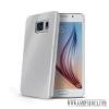 CELLY Galaxy S6 Edge+ szilikon hátlap,Átlátszó