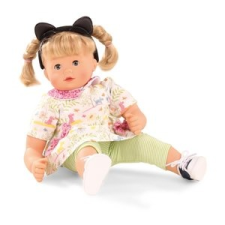 Götz Maxy Muffin baba, 42 cm, szőke hajú, kék szemű (2015) baba
