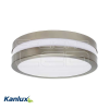 KANLUX JURBA DL-218O lámpa E27 2X18W