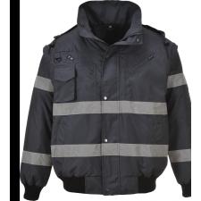 Portwest S435 Iona™ 3 az 1-ben bomber kabát férfi kabát, dzseki