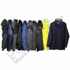 Portwest S450 SealTex esődzseki *FEKETE*