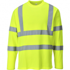 Portwest S278 Hi-Vis hosszú ujjú pólóing