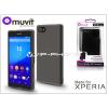Sony Sony Xperia Z5 Compact (E5803) hátlap - Made for Xperia Muvit miniGel - black