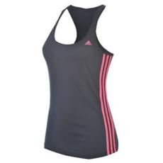 Adidas Essential 3 Stripe női fitnesz felső