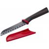Tefal - Ingenio  kerámia santoku kés - fekete K1520414