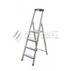 KRAUSE Monto Safety 4 lépcsőfokos állólétra (126320)