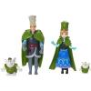 Jégvarázs – Mini esküvői szett (Mattel DFR79)