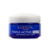 L´Oreal Paris L'Oreal Paris Triple Active éjjeli arckrém, 50 ml  (3600521679746)