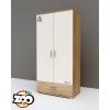 TODI TODI ZOO – 2 ajtós 1 fiókos nagyszekrény