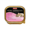 Animonda Cat Vom Feinsten Kitten, Baby Paté 18 x 100 g