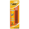 Bic Ballpoint pen refill: Atlantis  Velocity  Reaction and For Her – black blister 2 3086129900015